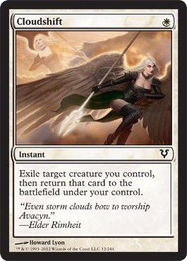 Magic: the Gathering - Cloudshift (12) - Avacyn Restored