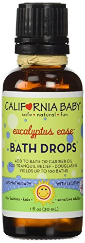 California Baby Essential Bath Drop product image