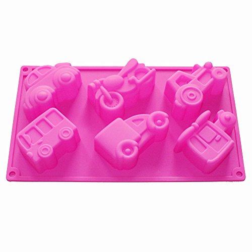 x-haibei-vehicles-car-soap-silicone-mold-crayon-cake-jello-chocolate-fimo-kids-favor