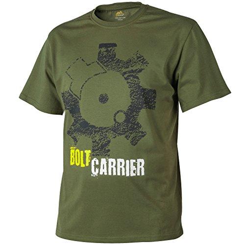 Helikon Herren Bolt Carrier T-shirt US Grün