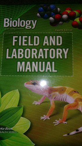 Biology Field and Laboratory Manual for sale  Delivered anywhere in USA