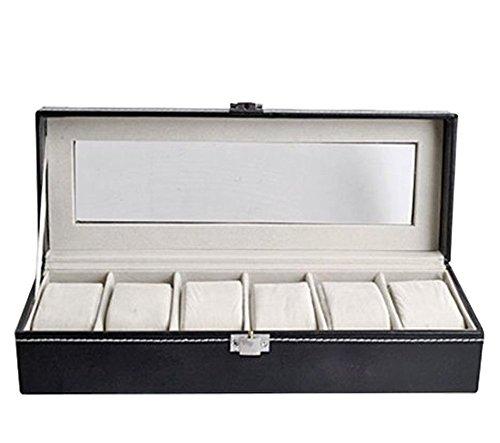 Katomi-Faux-Leather-Wristwatch-Watch-Showcase-Display-Storage-Case-Box