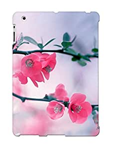Fireingrass Hot Tpye Nature Flowers Case Cover For Ipad 2/3/4 For Christmas Day's Gifts