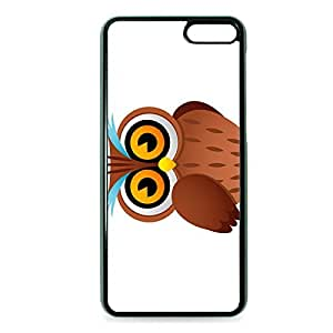 Case Fun Case Fun Owl Cartoon Snap-on Hard Back Case Cover for Amazon Fire Phone