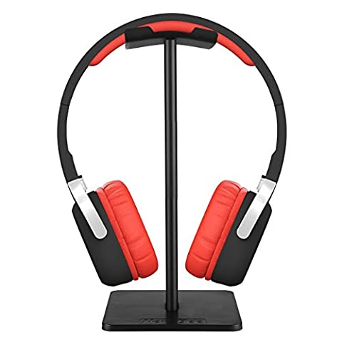 Headphone Holder Portable Headset Stand TPU Material Earphone Display Rack Home Exhibition Center Store Use - Suitable For All Headphone Sizes - Ultra Pro Mini Helmet