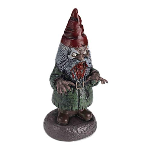 Ovedcray Costume series Male Zombie Horror Garden Gnome