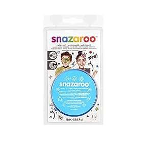 Snazaroo Face Paint 18ml-Turquoise (maquillaje/ pintura de cara)