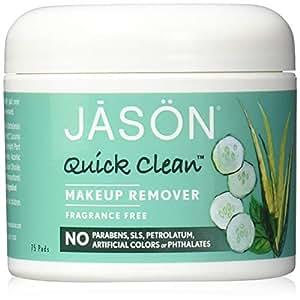 Amazon.com : Jason Natural Cosmetics Quick Clean Makeup