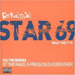 Fatboy Slim - Star 69 (What The Fuck) (Asw 38777-0) - Zortam Music