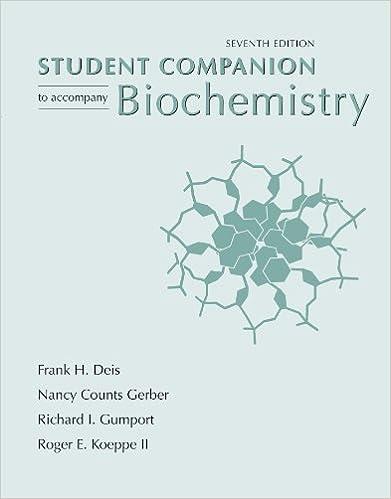 Biochemistry student companion 7th edition 9781429231152 biochemistry student companion 7th edition 9781429231152 medicine health science books amazon fandeluxe Gallery