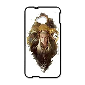 HTC One M7 Cell Phone Case Black The Hobbit UEJ Pink Cell Phone Cases