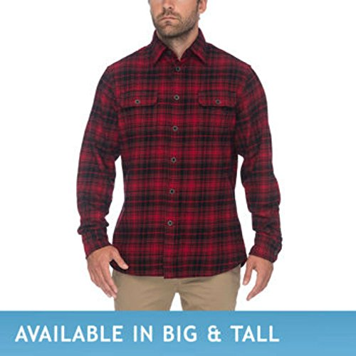 Jachs Cotton Flannel Brawny Button product image