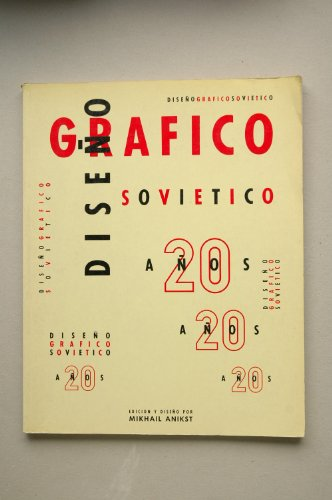 Descargar Libro Diseño Gráfico Soviético Años 20 M. Anikst
