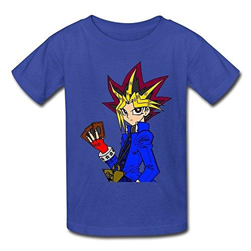 Flycro Kid's Funny Yu Gi Oh T-shirts Size XL (Yu Gi Oh Merchandise)