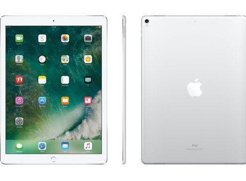 APPLE MPLK2LL/A iPad Pro with Wi-Fi + Cellular 512GB, 12.9', Silver