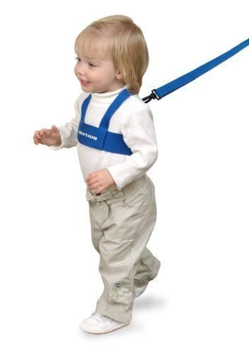 Mommy Helper Kid Keeper Safety Travel Harness/Leash/Tether Child Toddler Public (Tales Of Halloween Trailer)