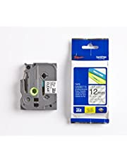 Brother TZE 131 P-Touch Label Tape 12mm x 8m - Black On Clear