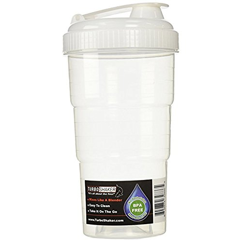 Sublime Shaker Bottle, Clear, 28 oz