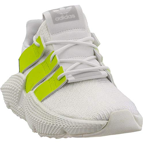 adidas Womens Prophere Casual Sneakers, White, 8 (Adidas Performance Womens Sellwood W Fashion Sneaker)
