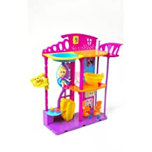 Polly Pocket Hangout House Playset