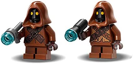 LEGO Star Wars MiniFigure Combo - Jawas (with Blaster Guns) from Sandcrawler 75220