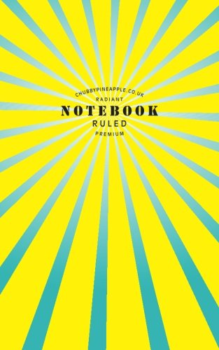 Radiant Premium Lined Notebook
