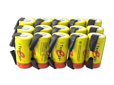 Nicad Batteries - 2