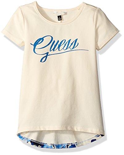 GUESS Little Sleeve Cotton Jersey