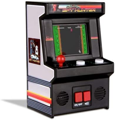 Arcade Classics Spy Hunter Retro Mini Arcade Game