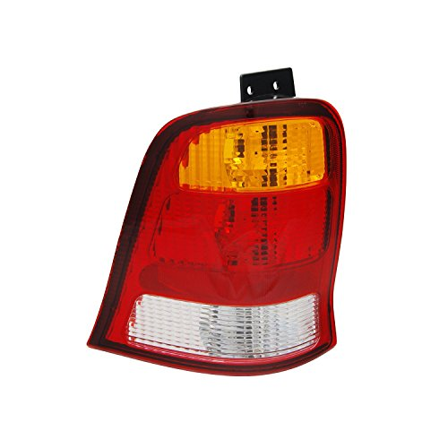 Ford Windstar Left Tail Light - TYC 11-5212-01-1 Ford Windstar Left Replacement Tail Lamp