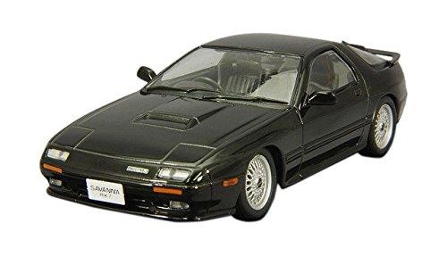 1/43 マツダ サバンナ RX-7 FC3S アンフィニ(ブラック) KS03303BK