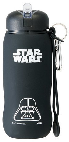 Star Wars abatible Silicio Botella 500 ml slbt1
