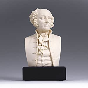 Sale - The Perfect Holiday Gift - Amazon Exclusive ! - John Adams Bust - Founding Father !