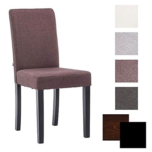 clp esszimmer stuhl ina holzgestell stoff bezug sitzhhe 47 cm - Farbwahl Esszimmer