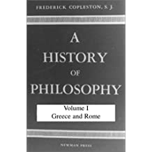 History of Philosophy: Greece and Rome: 001