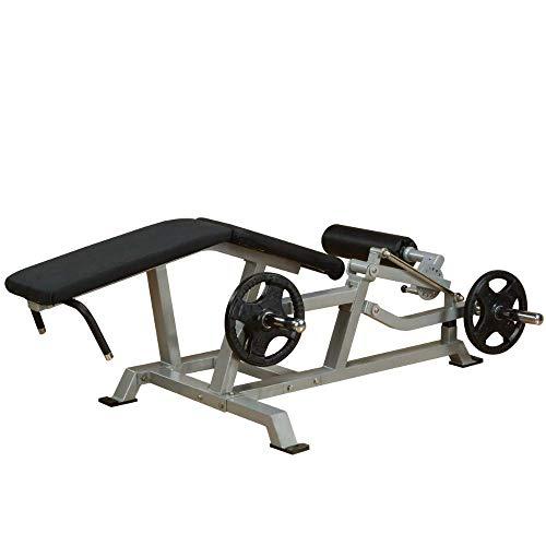 Body-Solid ProClubLine Leverage Leg Curl Machine LVLC