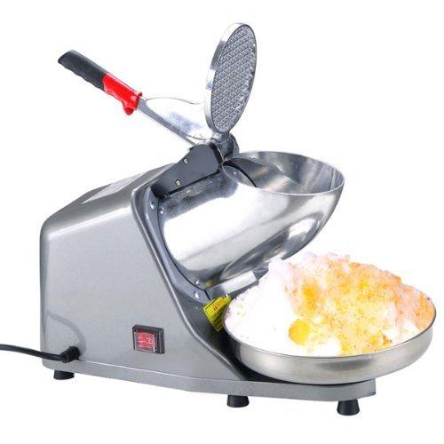 200w Electric Snow Cone Maker Ice Shaver Machine