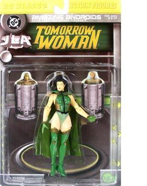 [Tomorrow Woman Action Figure] (Raven Dc Costume)