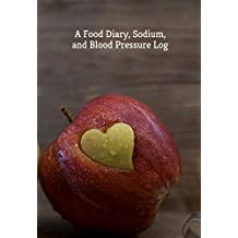 A Food Diary, Sodium,  and Blood Pressure Log