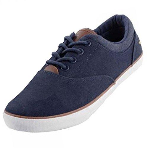 VOI - Zapatillas de Lona para hombre Azul - azul marino