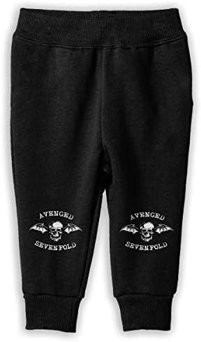 Avenged Sevenfold ロングパンツ スウェットパンツ ユニセックス キッズ 日常 旅行 気軽 吸汗 伸縮性 通気性 耐久性 春秋 肌触り 柔らかい 下着 入学式
