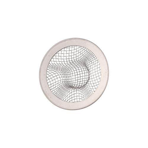 (55/70/90Mm Kitchen Sink Strainer Drain Hole Filter Trap Metal Sink Strainer Stainless Steel Bath Sink Drain Waste Sieve 5pcs 112mm)