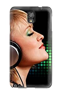 Excellent Girl Listening Music For Iphone 6 4.7 Inch Case Cover