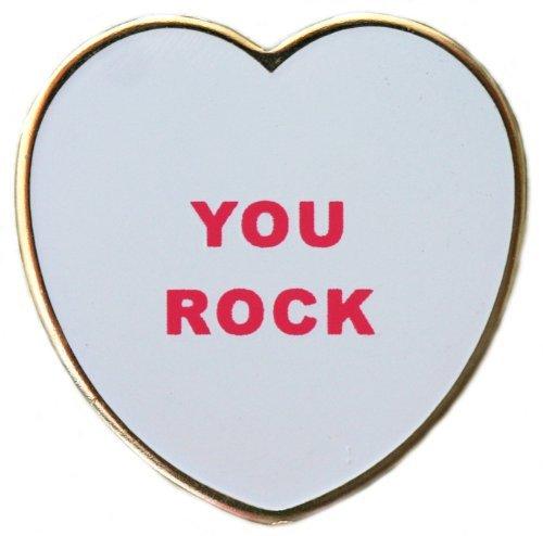 You Rockバレンタインの日ハートゴルフボールマーカー   B00HRY7NGQ
