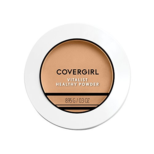 COVERGIRL Vitalist Healthy Powder, Buff Beige, 0.16 Pound (packaging may vary)