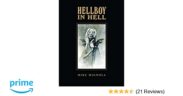 Hellboy in Hell Library Edition: Mike Mignola, Dave Stewart