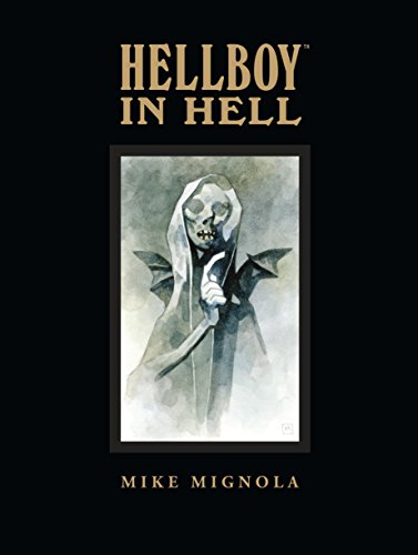 Hellboy in Hell Library -