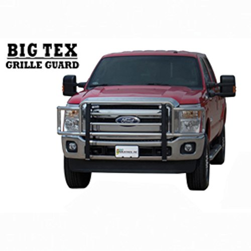 Industries Big Tex Grille Guards - Go Industries 77644 Big Tex Grille Guard