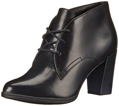Clarks Femmes Kadri Alexa Boot Noir En Cuir