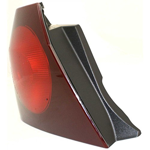 2004 Left Chevrolet Impala Tail (Diften 166-C0219-X01 - New Tail Light Taillight Taillamp Brakelight Lamp Driver Left Side Chevy LH Hand)
